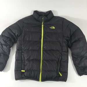 eaed2961d North Face Boys Puffer Down Winter Coat Size Large